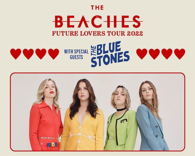 The Beaches Plot 'Future Lovers' Cross-Canada Tour