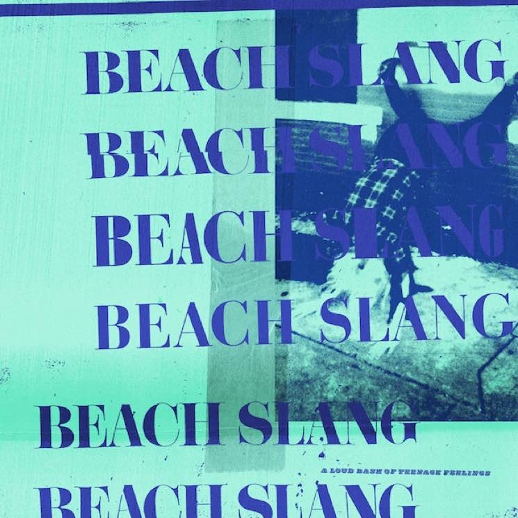 Beach Slang 'A Loud Bash of Teenage Feelings' (album stream)