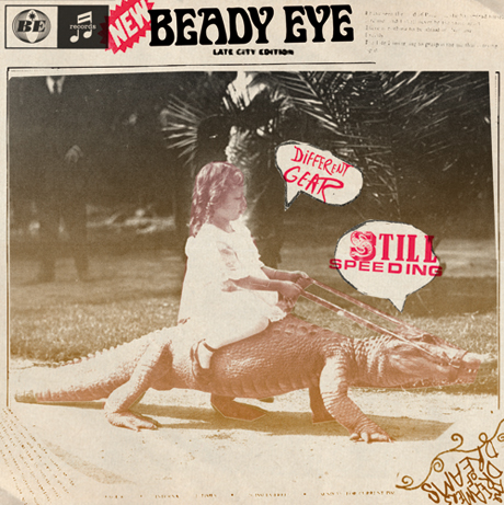 Liam Gallagher's Beady Eye Announce North American Release Details for Debut LP