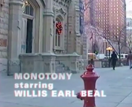"Willis Earl Beal ""Monotony"" (video)"