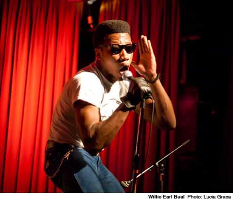 Willis Earl Beal Arrested for Allegedly Attacking Homeless Man in Netherlands