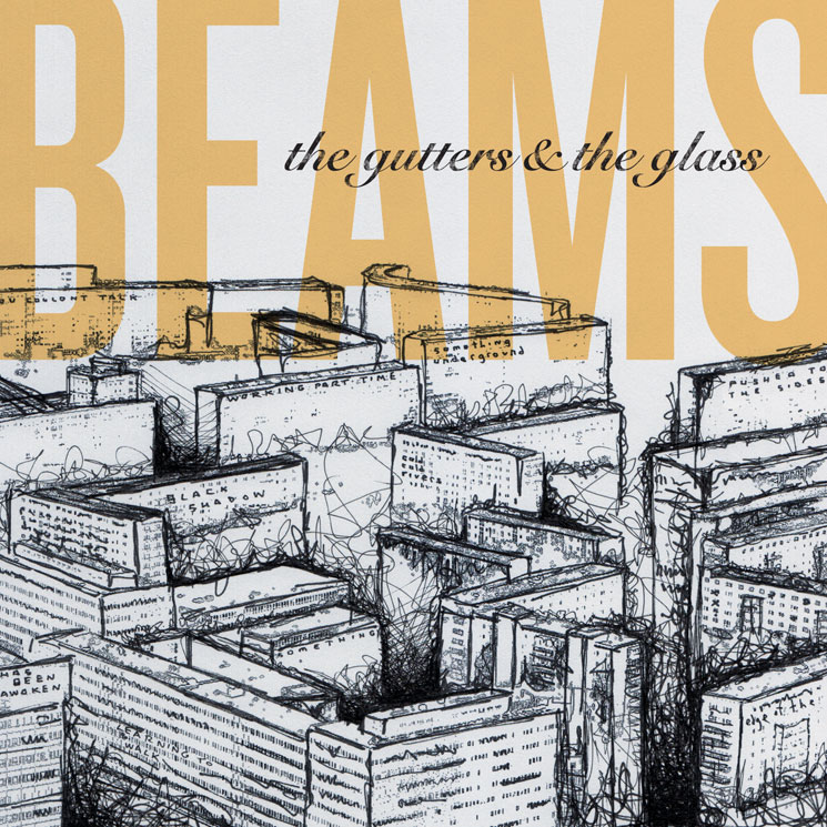 Beams 'The Gutters & the Glass' (7-inch stream)