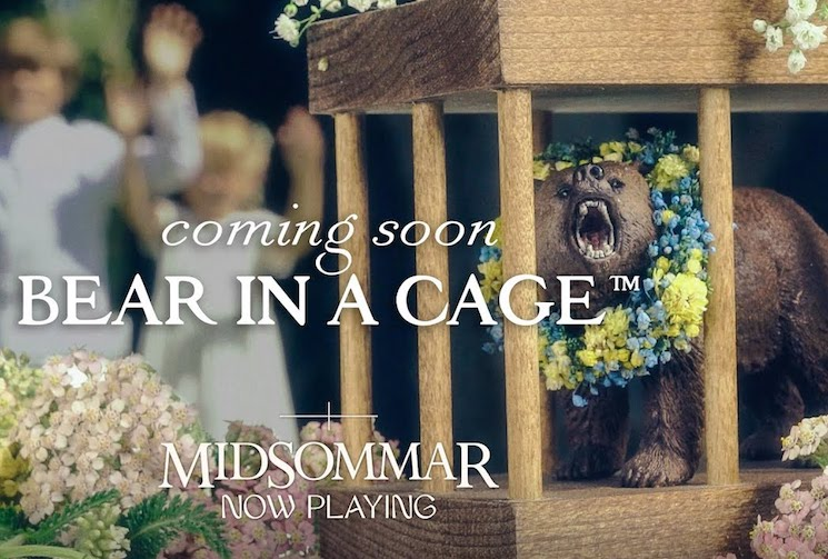 A24 Is Selling 'Bear in a Cage' Toys to Promote 'Midsommar'