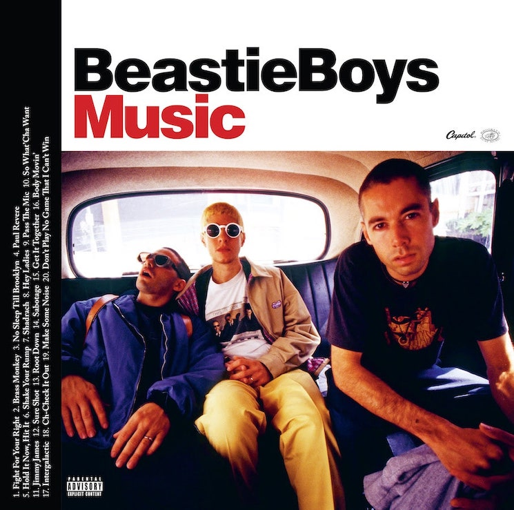 Beastie Boys Celebrated with New Greatest Hits Compilation