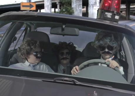 "Beastie Boys ""Sabotage"" (Recreated by Kids) (video)"