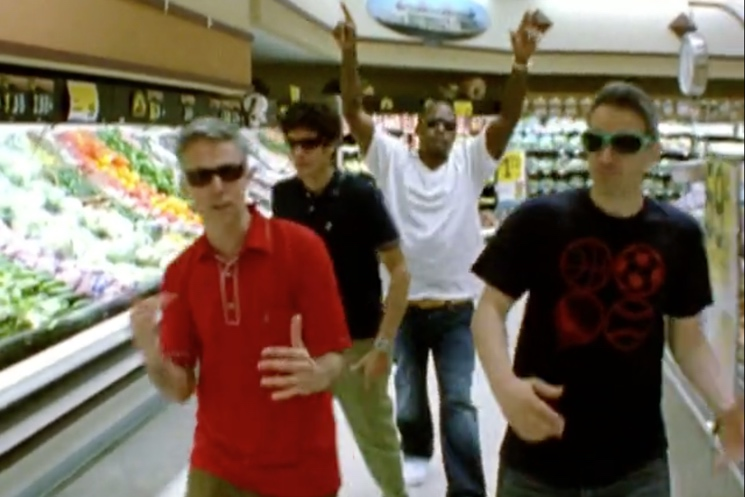 "Beastie Boys ""Too Many Rappers"" (video) (ft. Nas)"