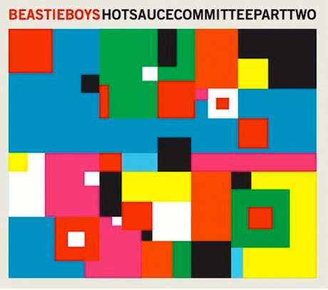 Beastie Boys Reveal Album Art, Release Date for <i>Hot Sauce Committee Part Two</i>