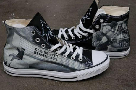 Beastie Boys Get Their Own Custom Sneakers