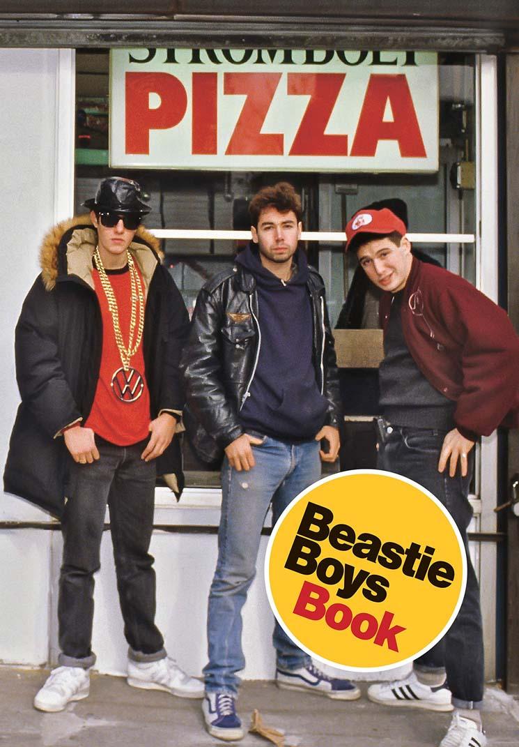 Beastie Boys Book By Michael Diamond & Adam Horovitz