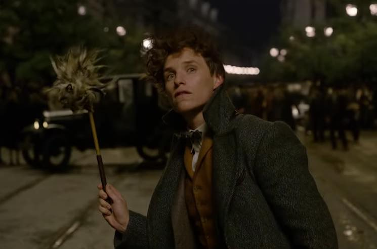 ​Watch the Final Trailer for 'Fantastic Beasts: The Crimes of Grindelwald'