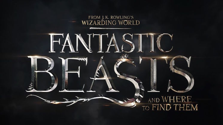 See the First Images of Eddie Redmayne in 'Fantastic Beasts and Where to Find Them'