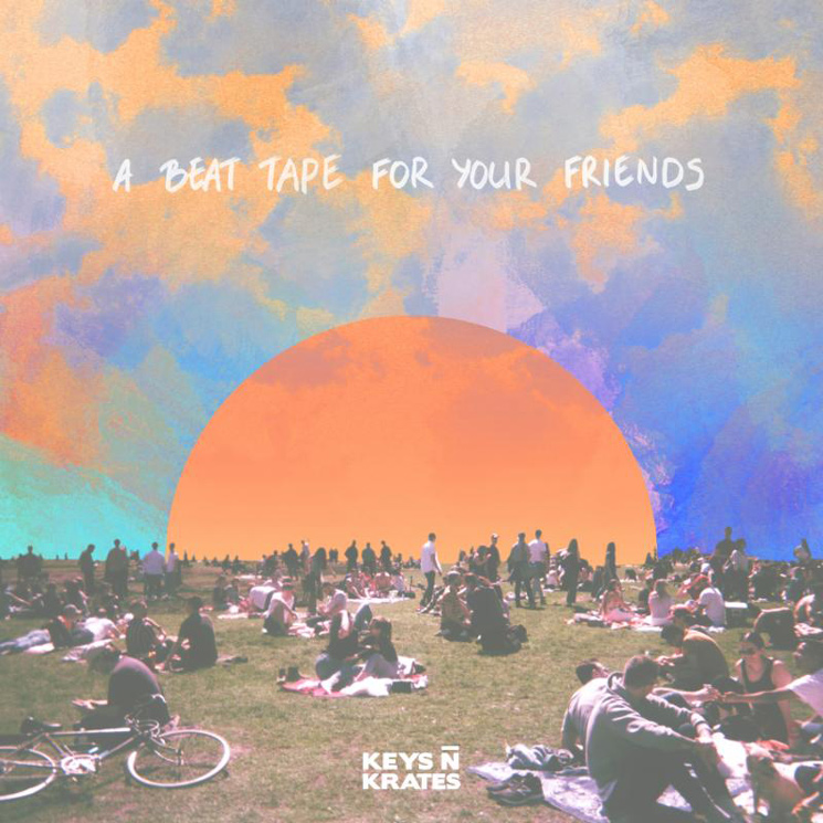 Keys N Krates Share New Project 'A Beat Tape for Your Friends'