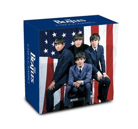 The Beatles' U.S. Albums Receiving Box Set Treatment