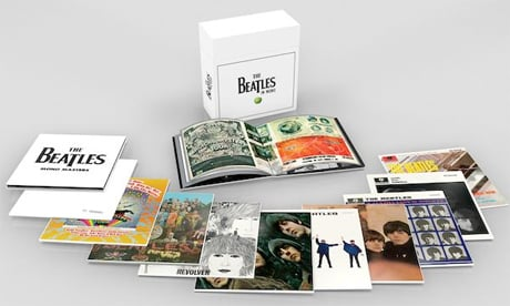 The Beatles Get Back to Mono with Vinyl Reissue Campaign