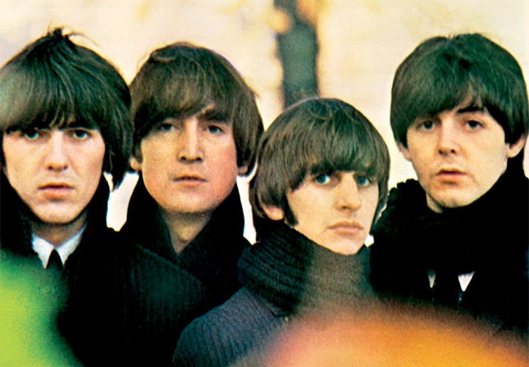 Beatles Recordings Will Be Preserved in a Bomb-Proof Vault for 1,000 Years