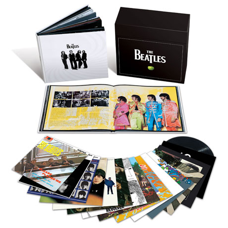 The Beatles' Remastered Albums to Arrive on Vinyl
