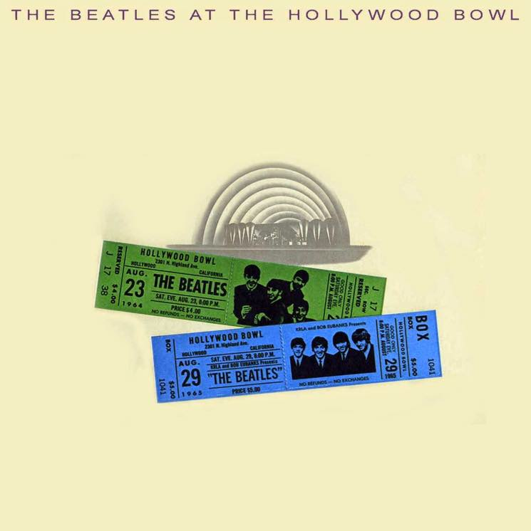 The Beatles Treat 'Live at the Hollywood Bowl' to Expanded Reissue
