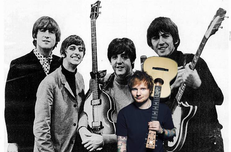 ​Ed Sheeran Rumoured to Join Danny Boyle's Beatles Film
