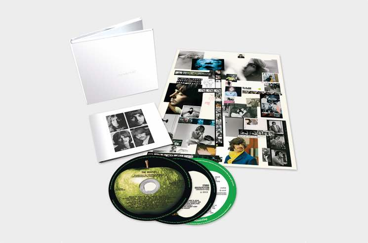 The Beatles Celebrate 50th Anniversary of the 'White Album' with Reissue