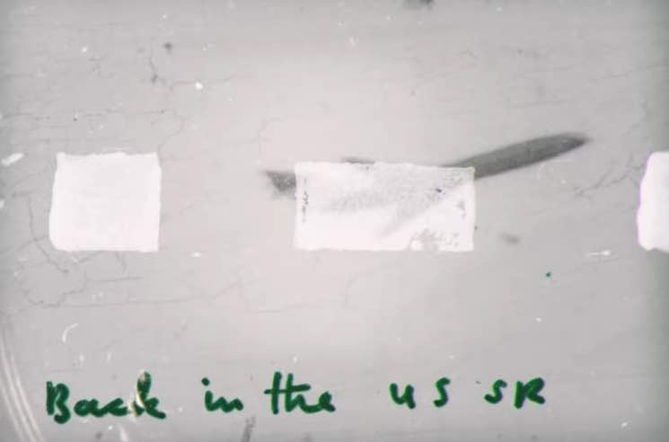 "​The Beatles Unveil New ""Back in the U.S.S.R."" Video"