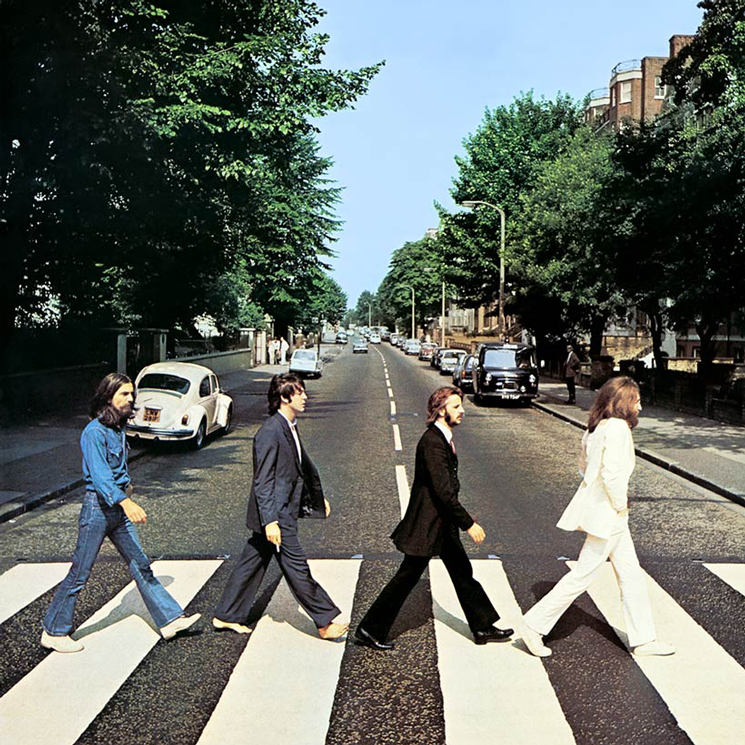 Hear the 2019 Mix of the Beatles' 'Come Together'
