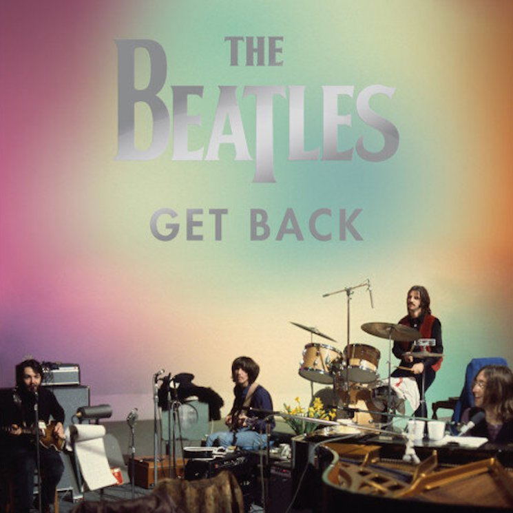 The Beatles to release new official book 'The Beatles: Get Back'
