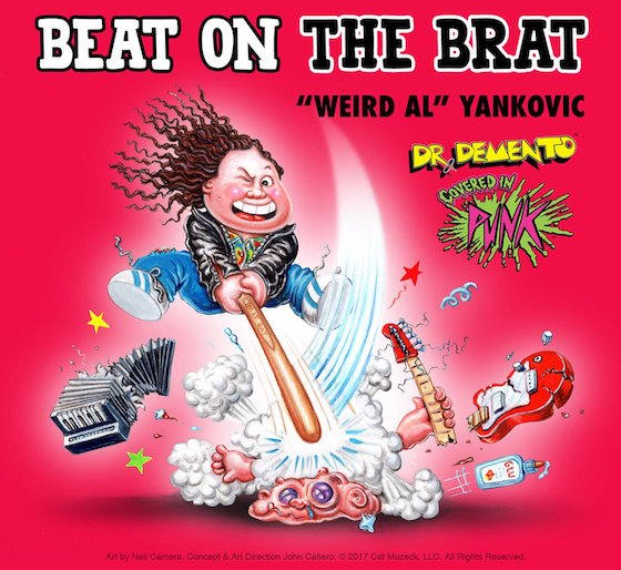 'Weird Al' Yankovic Shared a Sincere Cover of the Ramones' 'Beat on the Brat' and It Rules