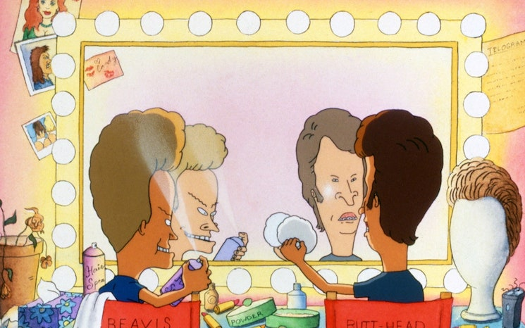 'Beavis and Butt-Head' Are Getting Rebooted Again