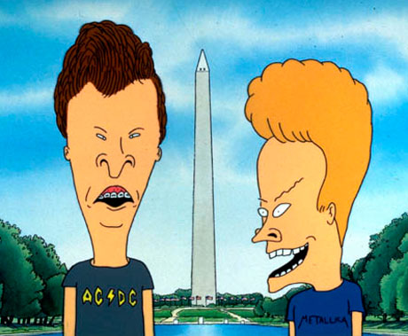 Beavis and Butt-Head Returning to MTV