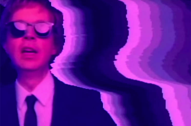 "Cage the Elephant and Beck Share Retro-Futuristic ""Night Running"" Video"