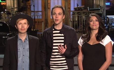 Beck 'SNL' promo clip