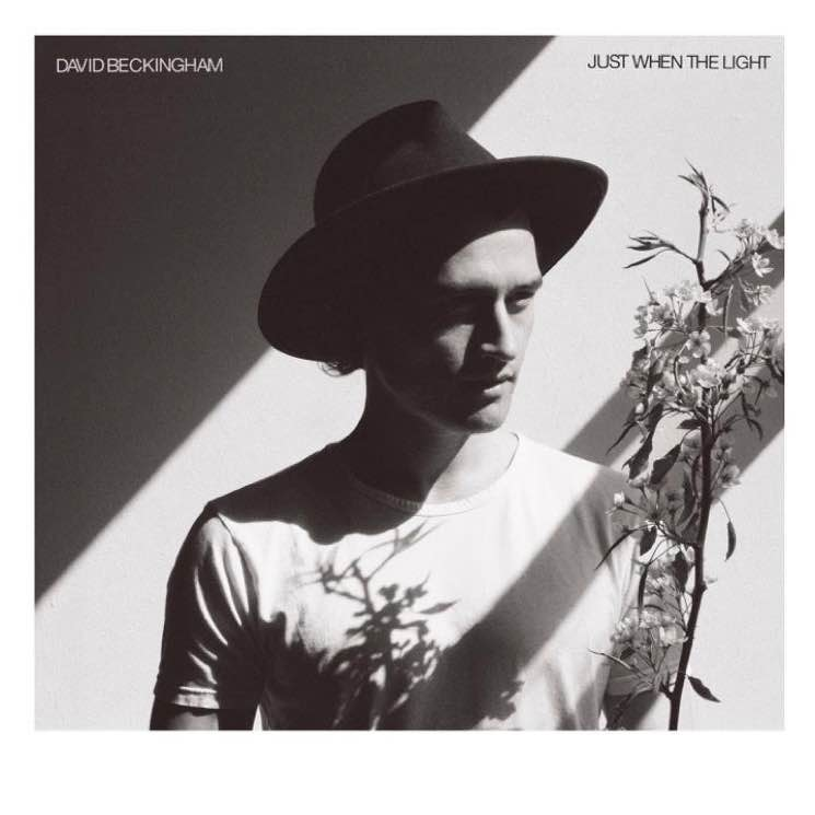 David Beckingham 'Just When the Light' (album stream)