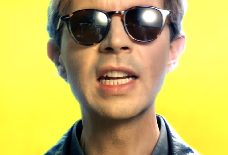 "Beck ""Wow"" (video)"