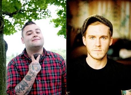 Beefs 2012: Alexisonfire's Wade MacNeil and Gaslight Anthem's Brian Fallon Have a Twitter Spat