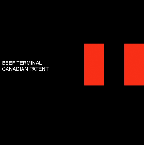 Beef Terminal Returns with 'Canadian Patent'
