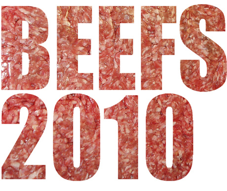 2010 in Beefs