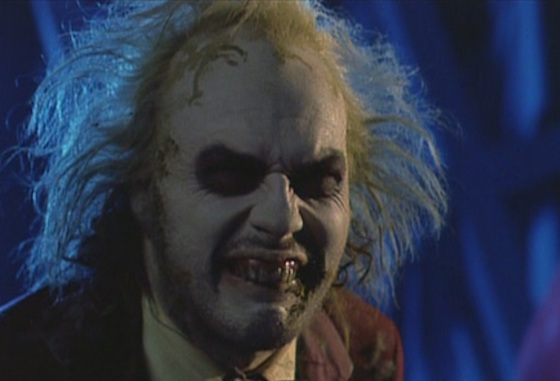 Tim Burton Confirms 'Beetlejuice 2'