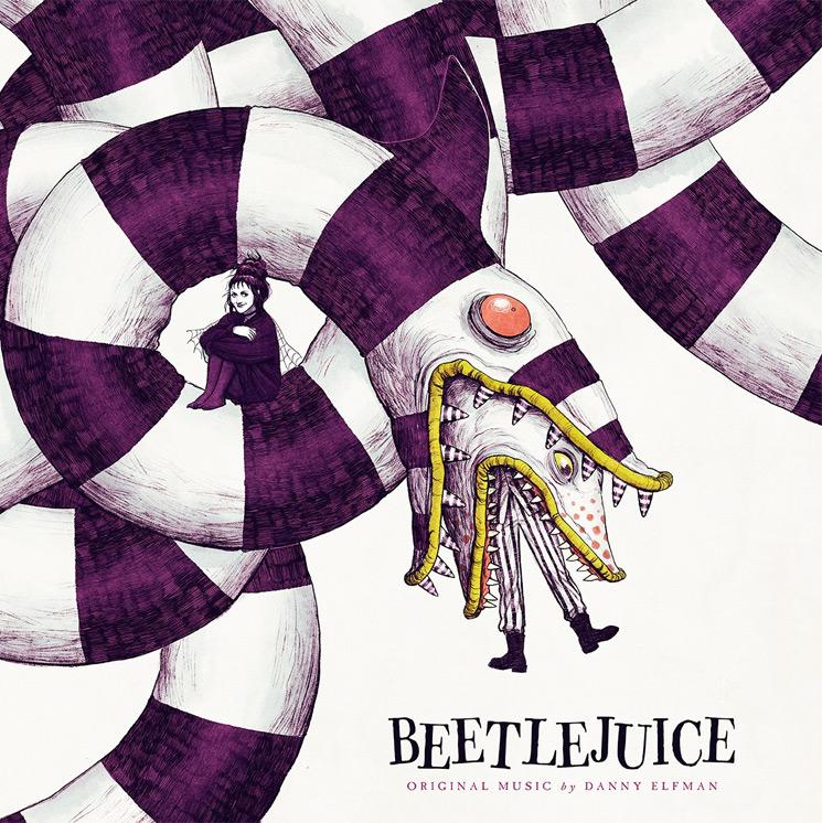 Danny Elfman Beetlejuice (Original Motion Picture Soundtrack)