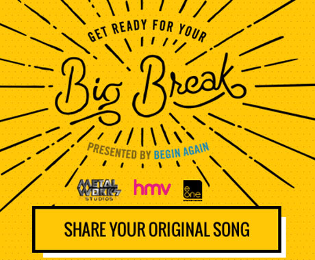 """'Begin Again' Offers Musicians Their """"Big Break"""" in Songwriting Contest"""