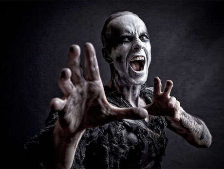 Charges Brought Back Up Against Behemoth's Nergal over Bible-Tearing Incident