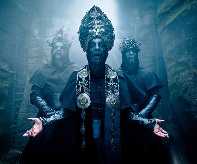 Behemoth Reveal That Both Satan and Ryan Gosling Inspired New Album 'I Loved You At Your Darkest'