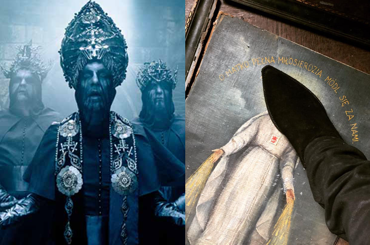 Behemoth's Nergal Convicted of 'Offending Religious Feelings' in Poland