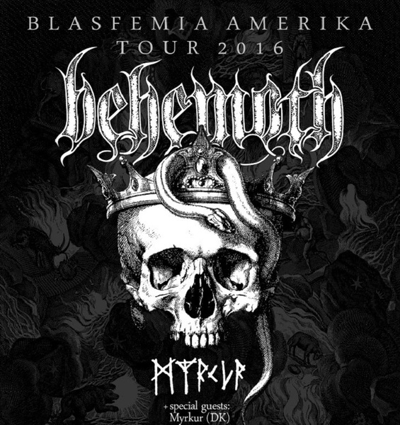 Behemoth to Play 'The Satanist' in Full on North American Tour