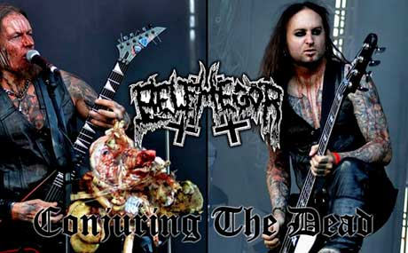 Belphegor Return with 'Conjuring the Dead'