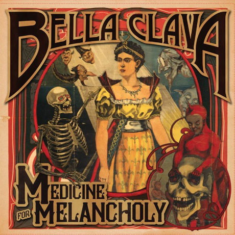 Bella Clava 'Medicine for Melancholy' (album stream)