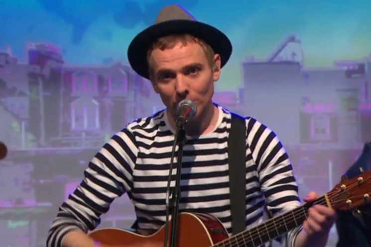 Belle and Sebastian Live on 'CBS This Morning'
