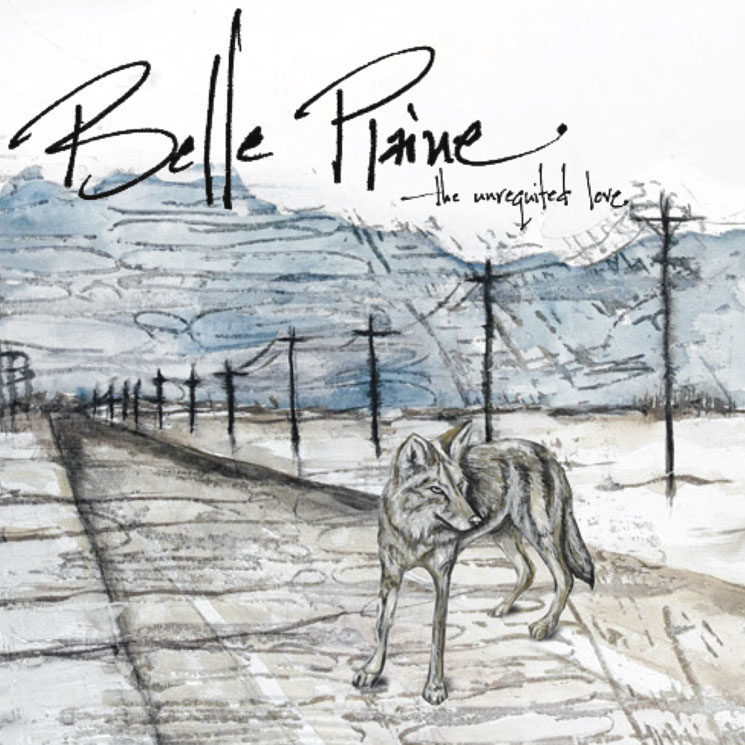 "Belle Plaine ""Crashing Through"""