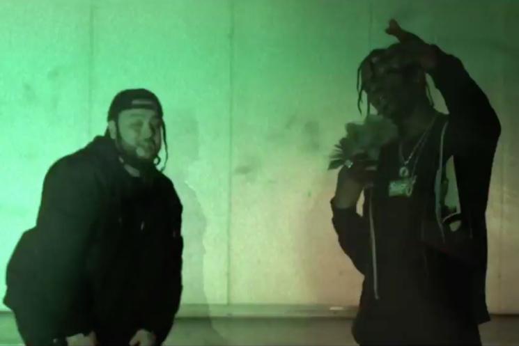 "Belly ""White Girls"" (ft. Travi$ Scott) (video)"
