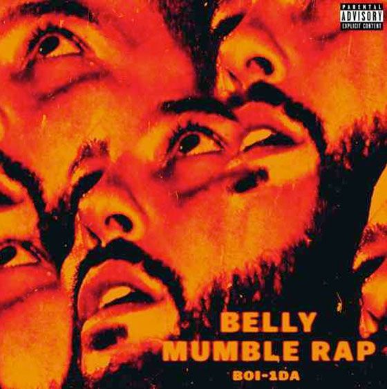 Belly 'Mumble Rap' (album stream)