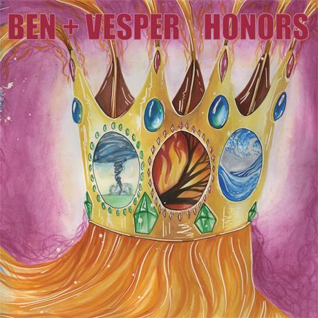 Ben + Vesper Return with <i>HONORS</i>, Tap Sufjan Stevens, Danielson to Guest